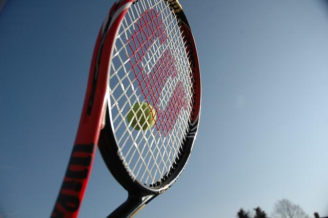 wilson, raqueta de tenis, jonathan markson de tenis